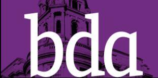 Whitehall Media Big Data Analytics Logo